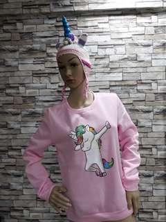 Unicorn himalayan hat