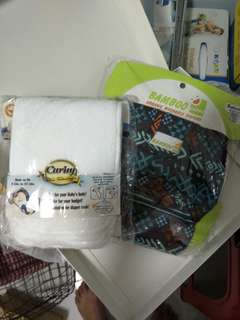 BN Organic washable diaper & washable diaper liners
