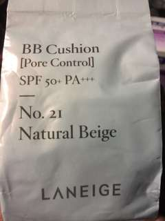 LANEIGE BB CUSHION #21 refill
