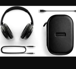 Bose Quiet Comfort II