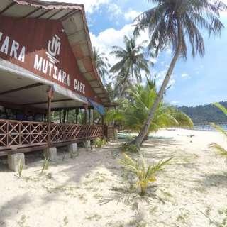 4D3N Snorkeling Package at Juara Mutiara Resort, Pulau Tioman (Min 4)