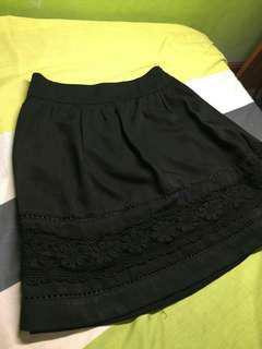 Ezra formal skirt