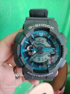 Gshock GA 110ts