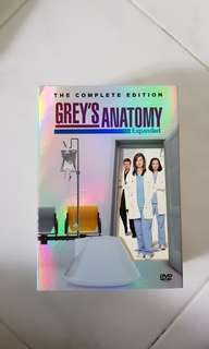 Grey's Anatomy Extended Edition