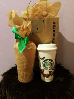 Starbucks Reusable cup ( 5 pcs left! )