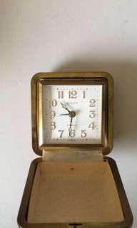 VINTAGE CLOCK (WORKING)