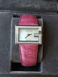 Gucci鑽石手表
