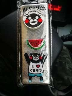 熊本熊安全帶套