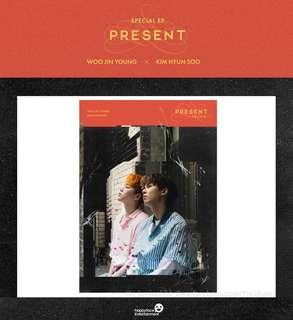 WOO JIN YOUNG & KIM HYUN SOO PRESENT