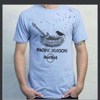 Brand NEW imagine dragons signature series 33 tee shirt