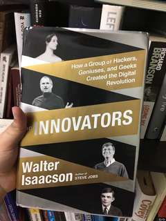Innovators - Walter Isaacson
