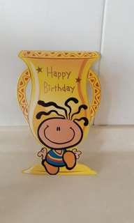 Birthday Card - Memory Lane