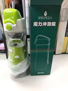 🚚 魔力玻璃沖泡瓶水壺