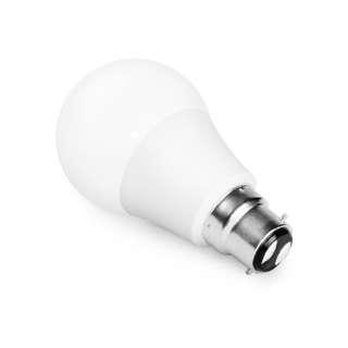 693. SHINE HAI B22 LED Bayonet Light Bulb, 8W LED B22 BC Bulb,Warm White (2700K)