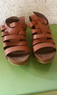 Imported Wedge Shoes