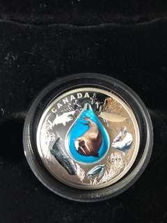 2017 $20 Fine Silver Coin 1 OZ