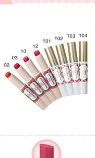 Canmake stay on tint lip balm