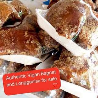 Authentic Vigan Bagnet