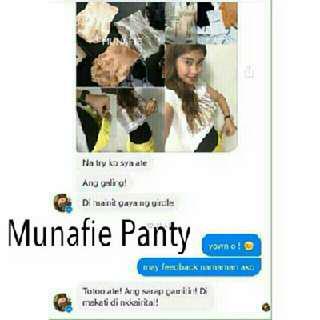 Munafie girdle