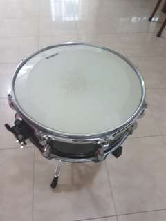 Yamaha snare and stand