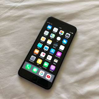 Iphone 6 plus 64gb black