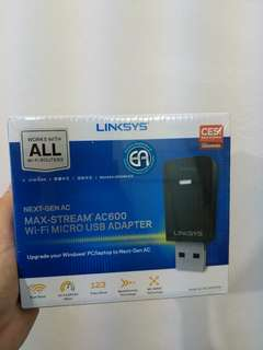 Linksys AC600 Wi-Fi usb adapter