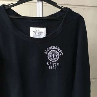 Rush!! Abercrombie Crop Pullover