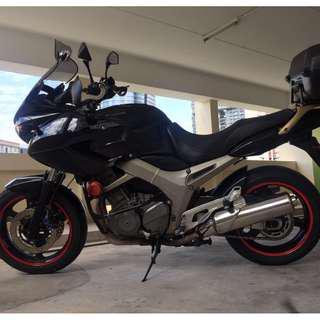 Cheap Yamaha 900CC TDM EFI : COE 2024