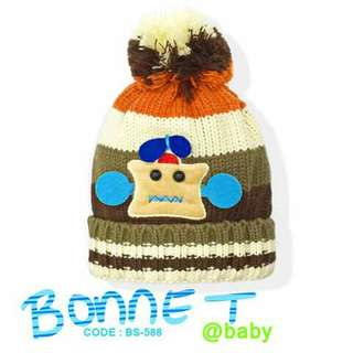 Knitted Bonnet - BS588