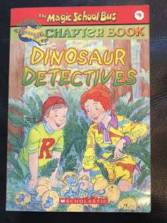 The Magic School Bus - Dinosaur Detectives