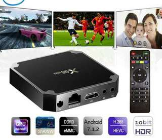 Soccer World Cup EPL Movies Live 4K TV IPTV Android Box