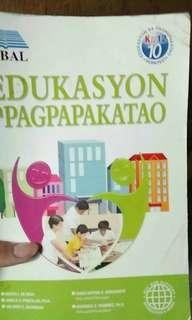 Edukasyon sa pagpapakatao grade10 k12
