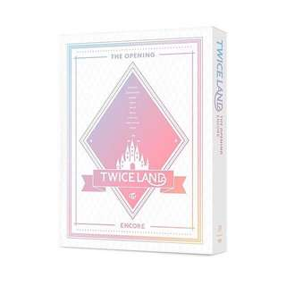 TWICELAND THE OPENING ENCORE DVD