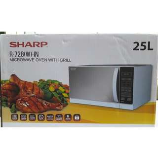 Sharp Microwave Oven R 728