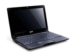"""Acer Aspire12"""" laptop Samsung led smart tv 43in"""