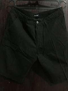 Nevada Brown Stripes Shorts