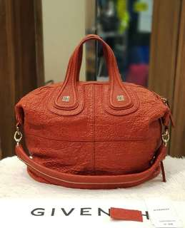Givenchy Nightingale Medium Calf Bubble Leather ❤️BIG SALE P45k ONLY❤️ Good as new condition With dustbag and tag Made in Italy Swipe for detailed pics  Cash/card/layaway accepted