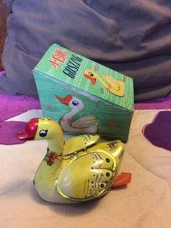 Gosling tin toys
