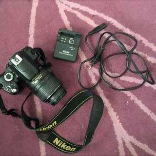 NIKON D50 DSLR