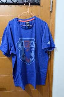 Kaos adidas japan XL (original)