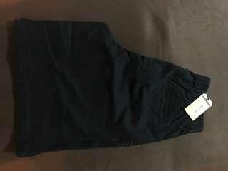 Chocoolate 黑色裙短褲