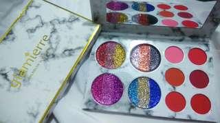 Glamierre eyeshadow palette