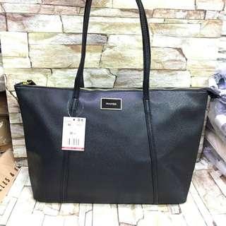 MANGO zippered tote bag FREE SHIPPING!!!