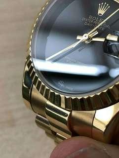 Rolex Day-Date Custom