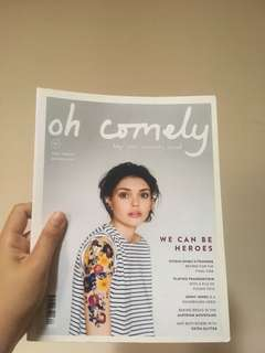 Oh Comedy Issue 20 (May/Jun 2014)
