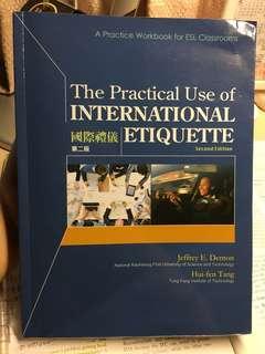 🚚 《大學參考書》國際禮儀第二版