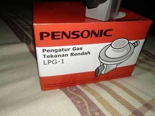 Pengatur gas tekanan rendah LPG-1 Pensonic