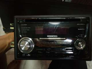 Kenwood car player
