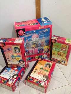 90's 美少女戰士Sailormoon 城堡模型