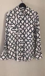 vivienne westwood Anglomania men's size M shirt